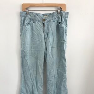 Cloth & Stone Light Wash Jeans